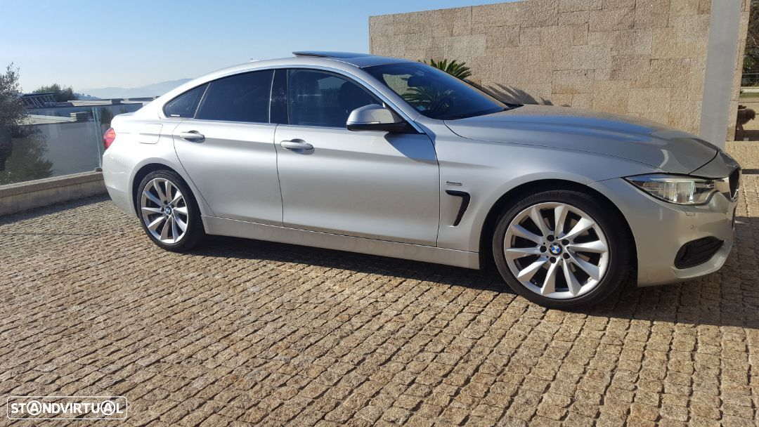 BMW 420 G-Coupé Luxury line Auto/head-up/Navipro - 190cv - 7