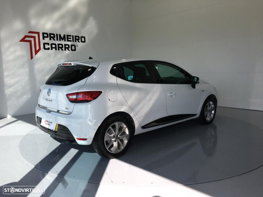 Renault Clio 0.9 TCe Limited GPS 90cv - 2