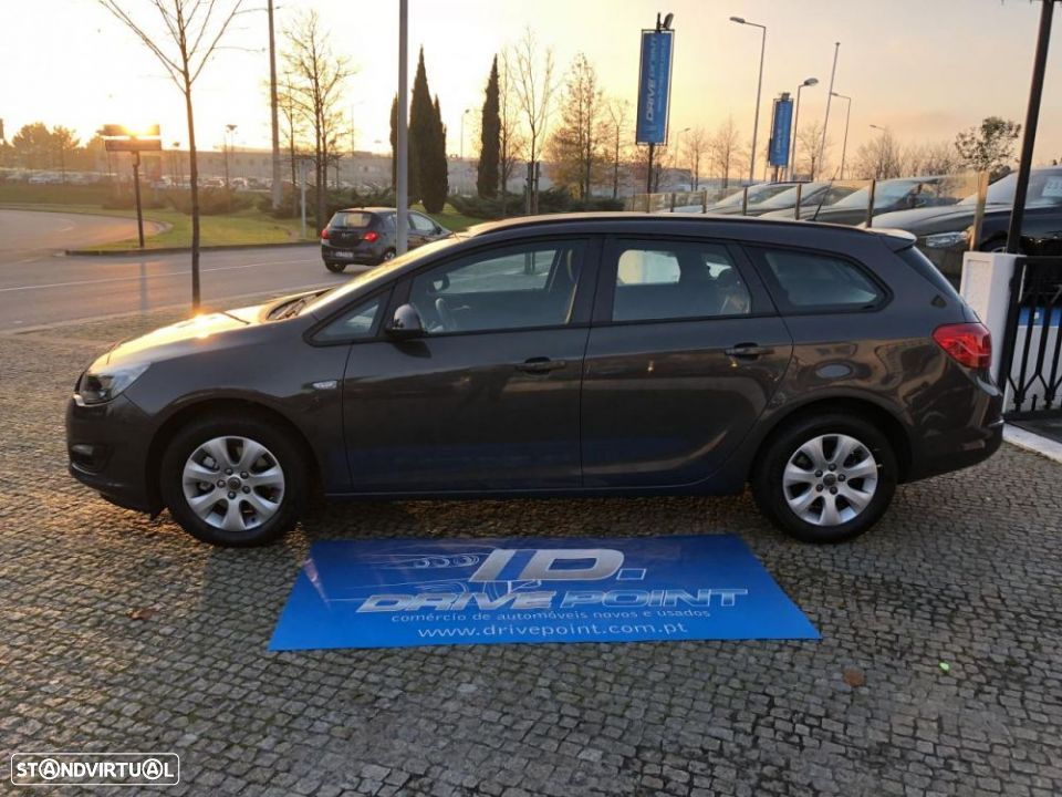 Opel Astra Sports Tourer 1.6 CDTi Selection S/S - 15