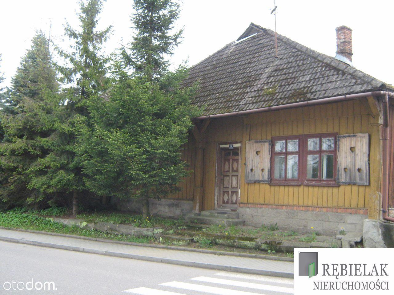 Dom na sprzedaż, Zakliczyn, tarnowski, małopolskie - Foto 1