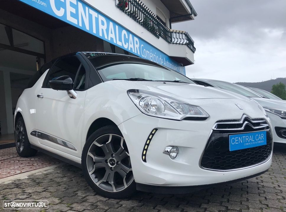 Citroën DS3 1.6 BLUEHDI Sport Chic 100Cv | GPS - 1