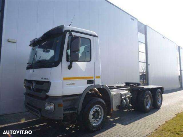 Mercedes-Benz Actros 3336 6x4 Eps Full Steel Hub Reduction Eur - 1