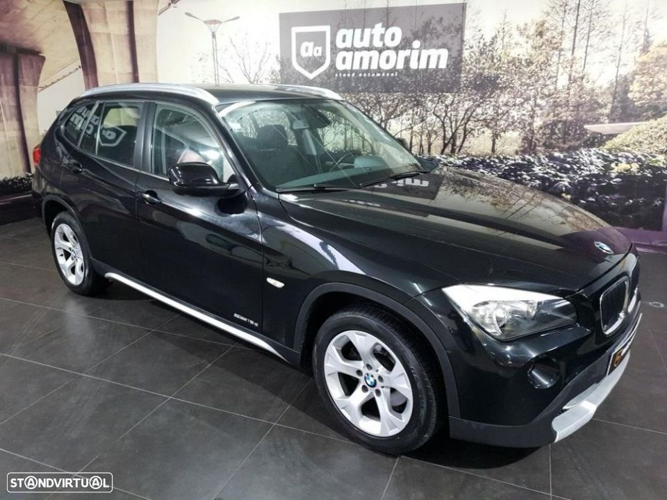 BMW X1 18 d sDrive - 2