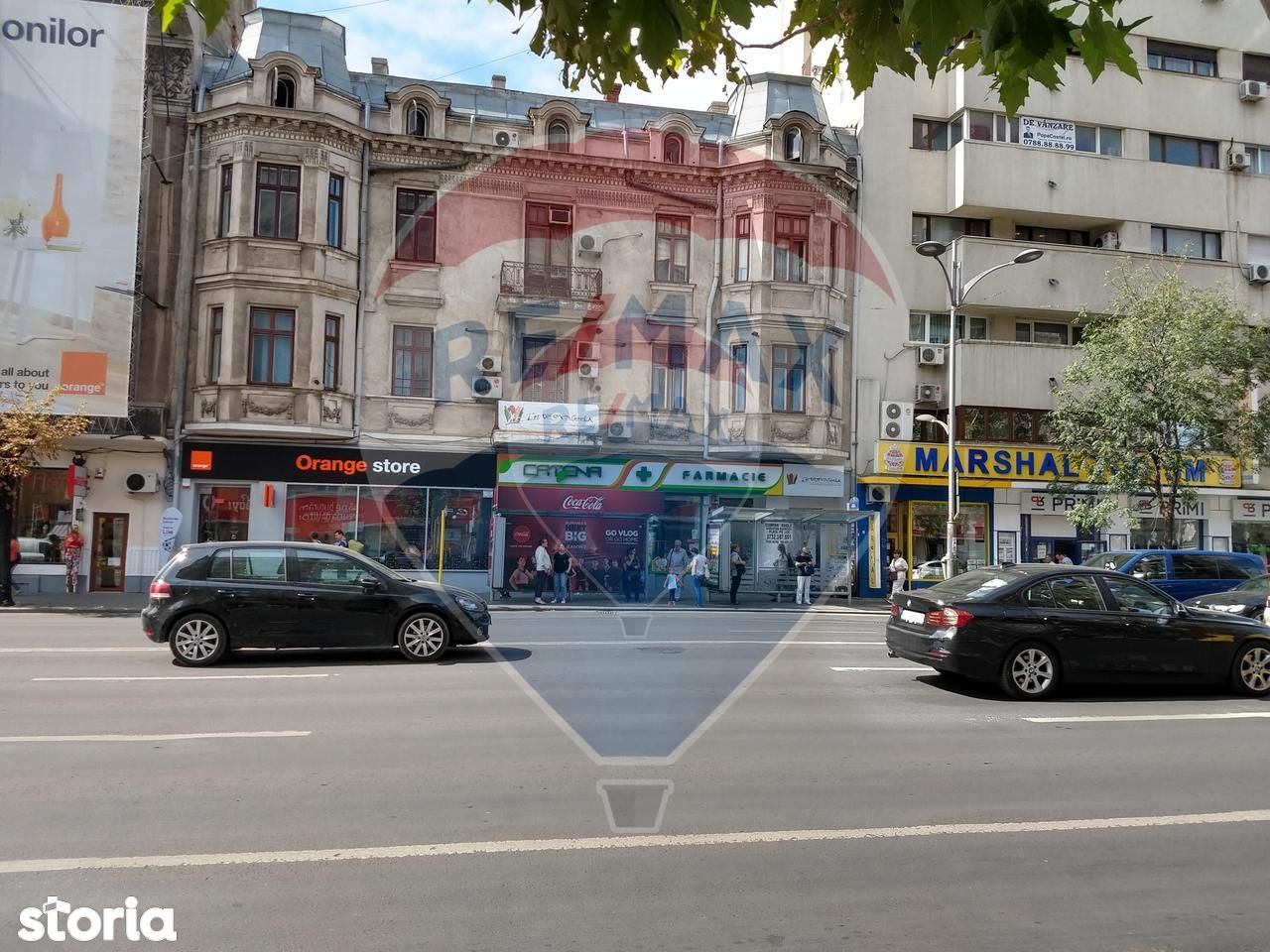 Spatiu Comercial de inchiriat, București (judet), Strada Biserica Amzei - Foto 8