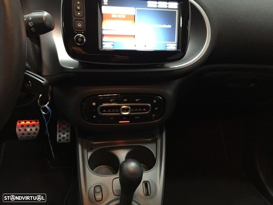 Smart ForFour Electric Drive PRIME - 11