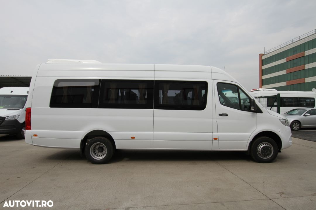 Mercedes-Benz sprinter 519 19+1+1 COC - 5