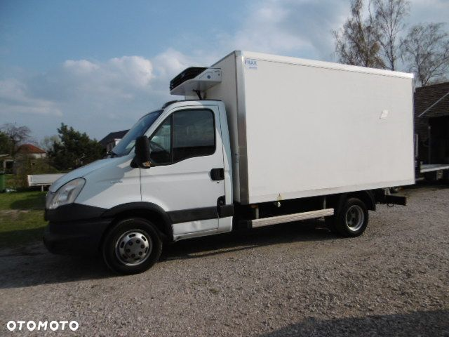 Iveco 35c13  Iveco 35c13 Chłodnia 2.3 HPI 2012r Carrier Xarios 300 - 1