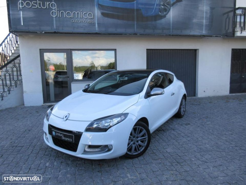 Renault Mégane Coupe 1.5 dCi GT Line SS - 1