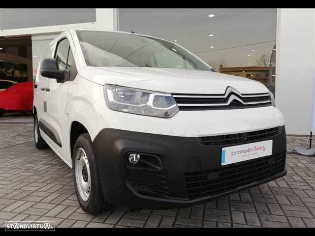 Citroën Berlingo 1.6 BlueHDi M Control - 1