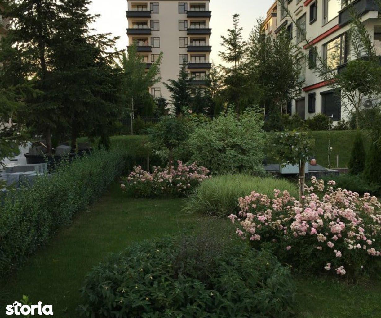 Apartament de inchiriat, București (judet), Strada Barbu Văcărescu - Foto 15