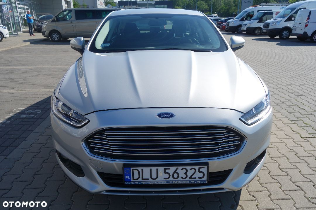Ford Mondeo 1.5 EcoBoost 160 KM, M6, FWD Ambiente 5 drzwiowy - 2