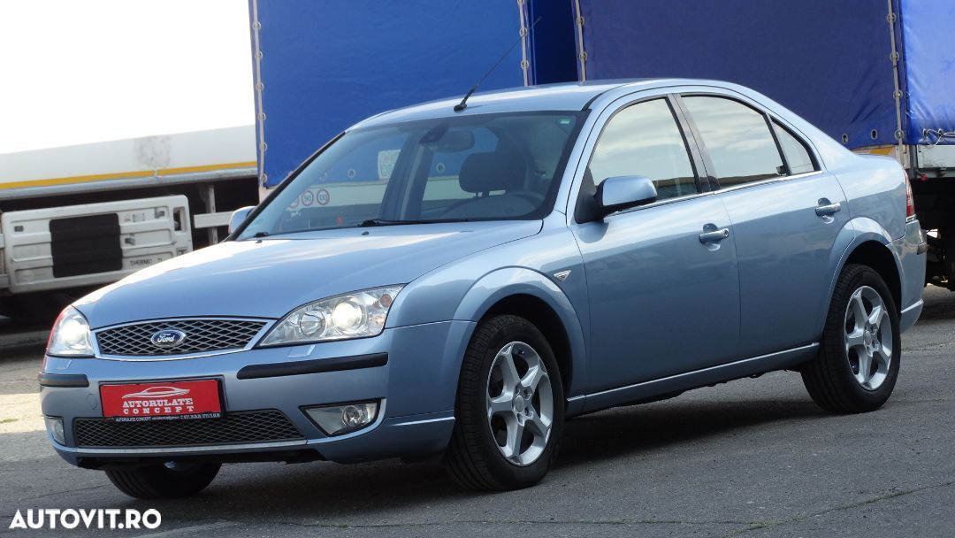 Ford Mondeo Mk3 - 12