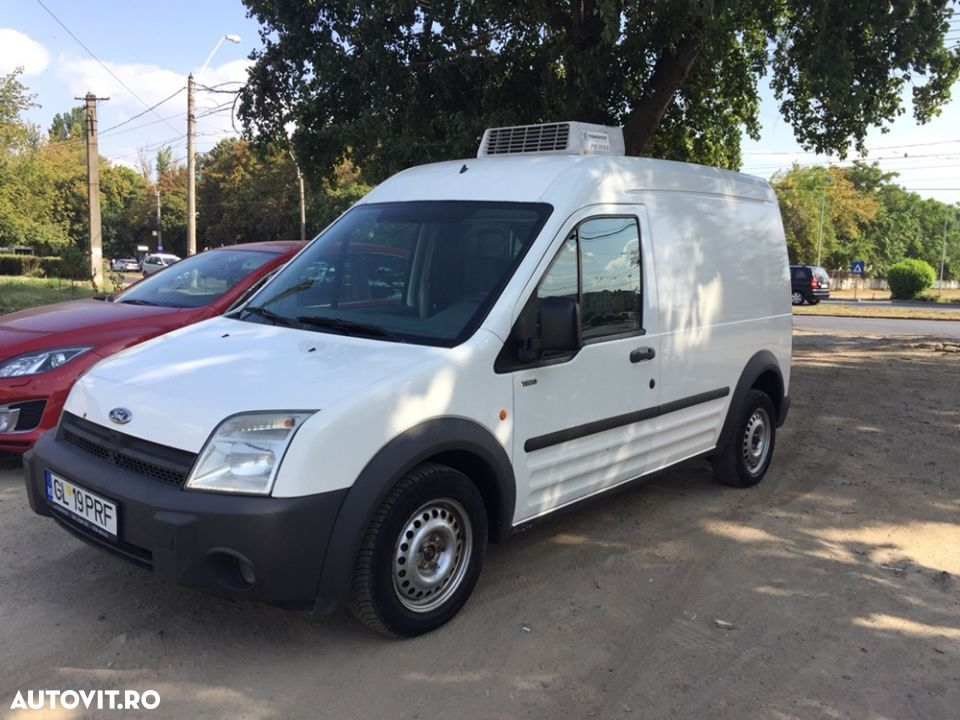 Ford transit conect - 1