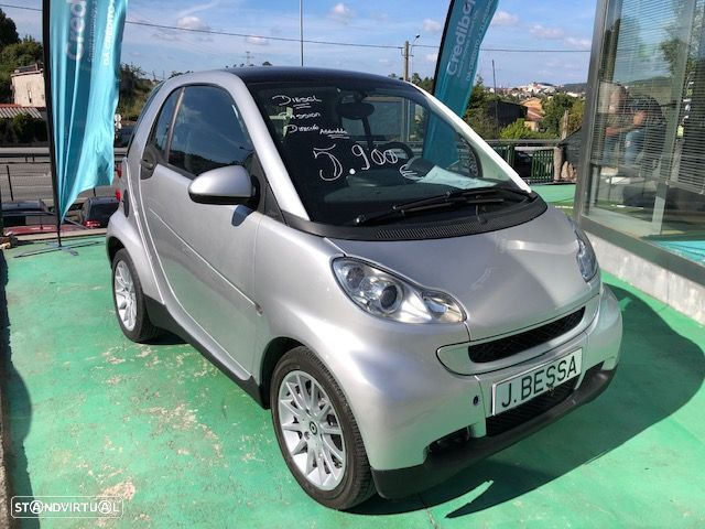 Smart ForTwo Passion - 1