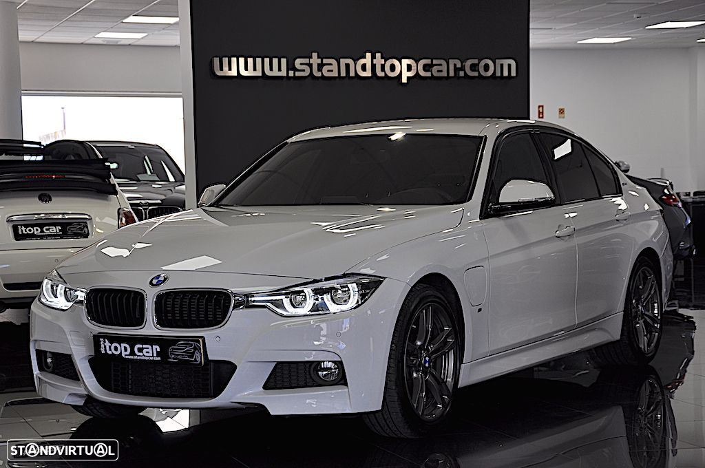 BMW 330 e iPerformance Pack M Plug-In - 1