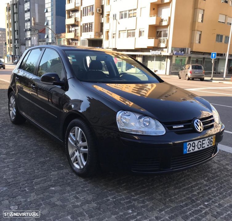 VW Golf 1.9 TDI BlueMotion - 1