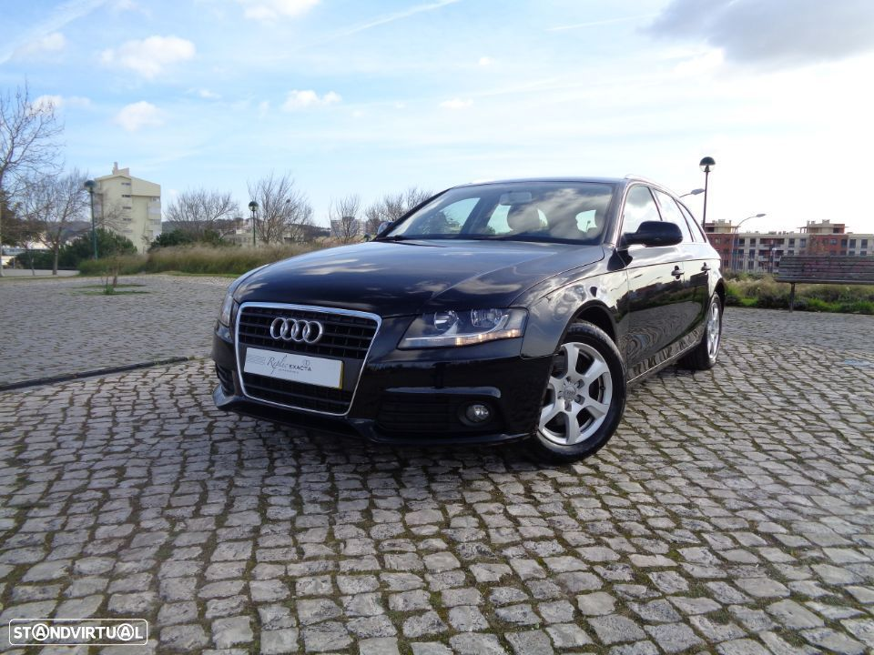 Audi A4 Avant 2.0 TDi Exclusive Multitronic - 19