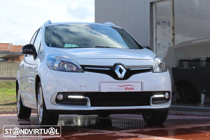 Renault Grand Scénic 1.5 DCi Limited - 2