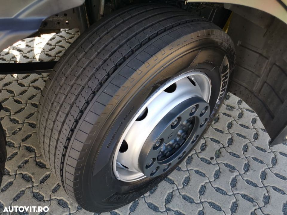 Iveco Stralis AT440S36T/P / German / 1 Hand - 23