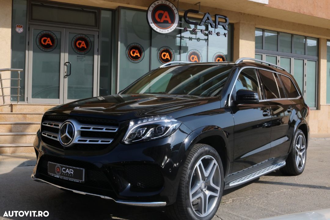 Mercedes-Benz GLS 350 - 4