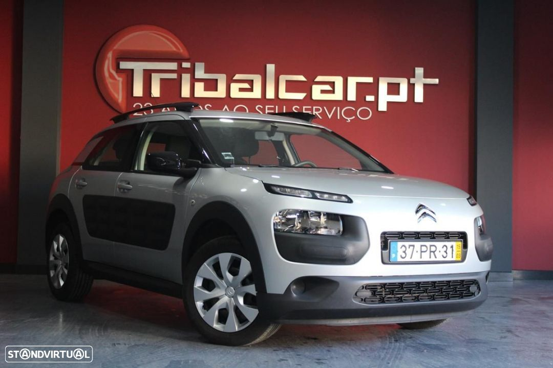 Citroën C4 Cactus 1.2 Pure Tech Feel - 1