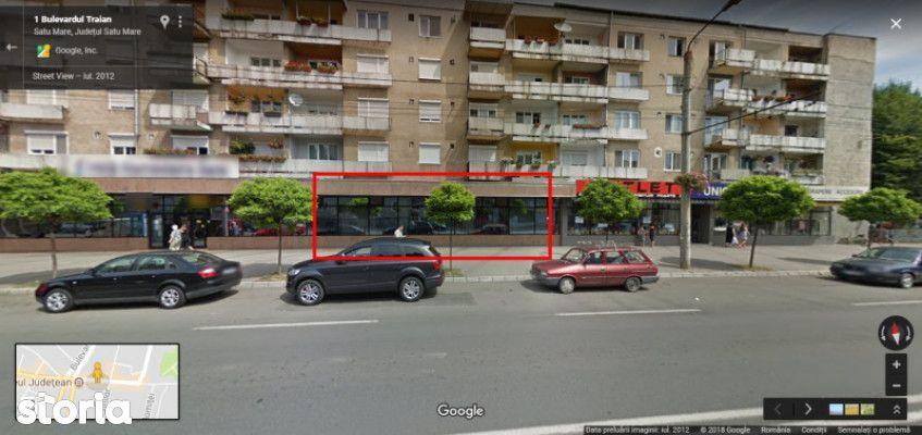 Spatiu Comercial de inchiriat, Satu Mare (judet), Satu Mare - Foto 2