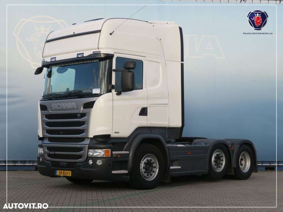 Scania R450 LA6X2/4MNB | SCR-only - 1