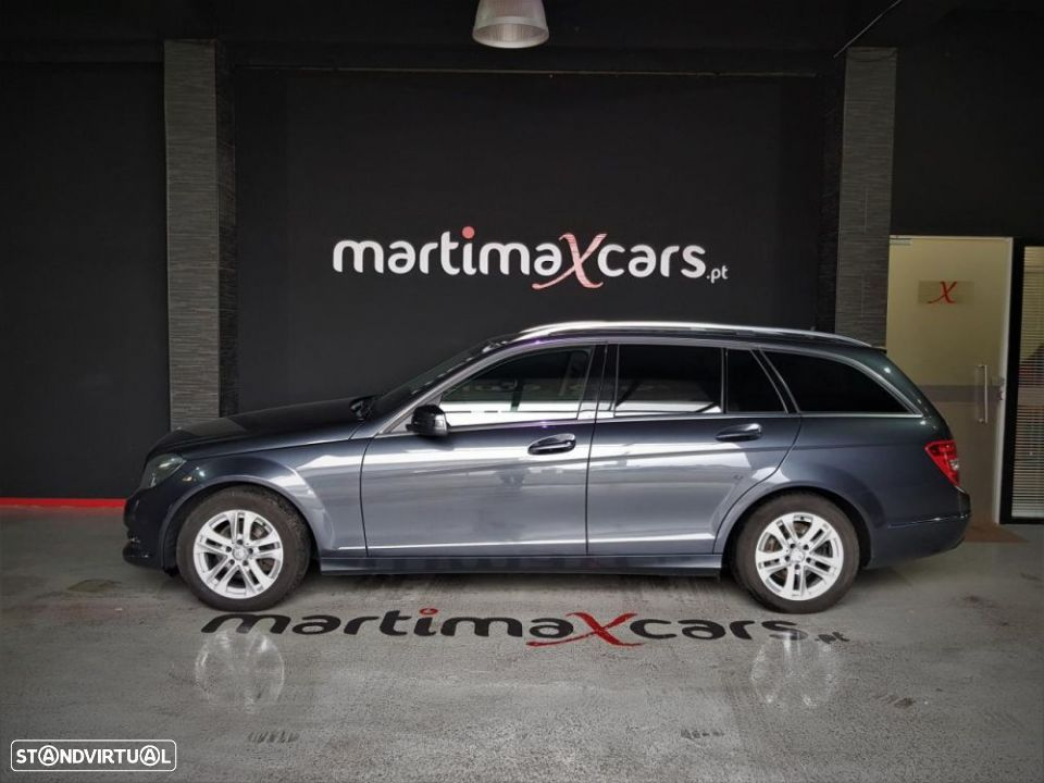 Mercedes-Benz C 220 CDi Avantgarde BE - 1