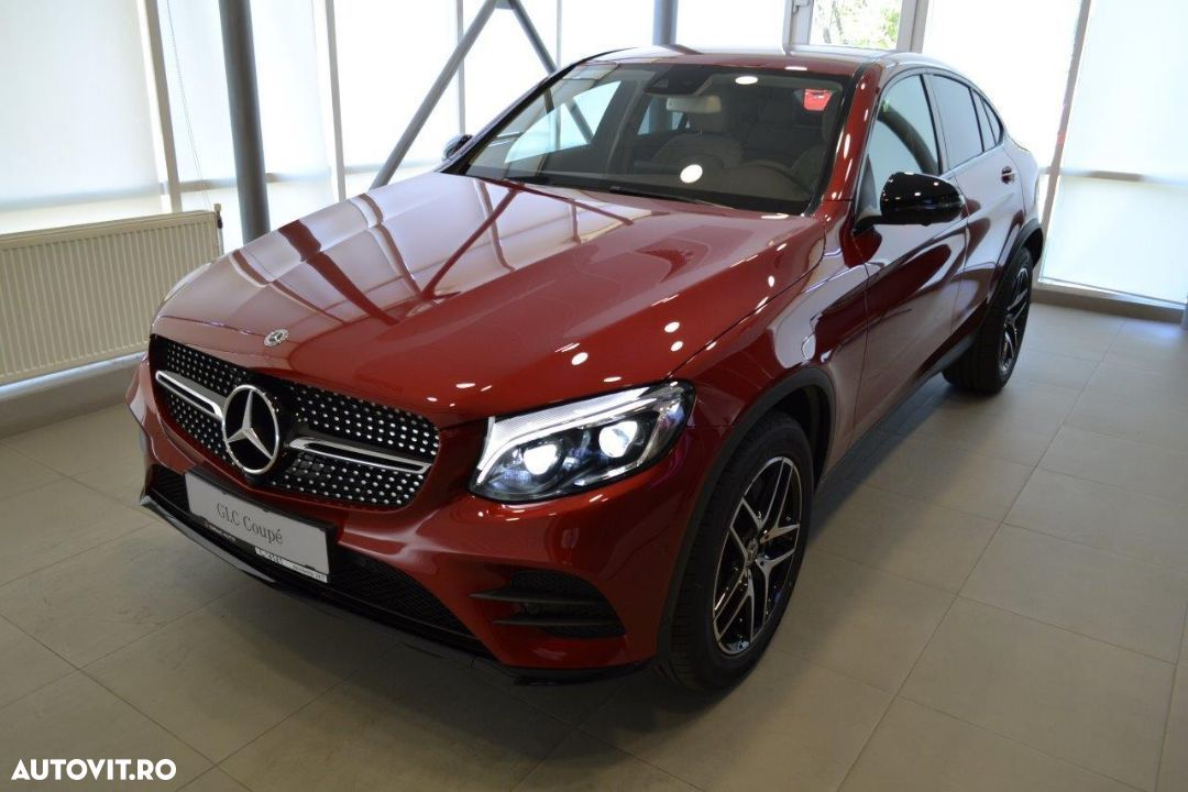 Mercedes-Benz GLC Coupe - 17
