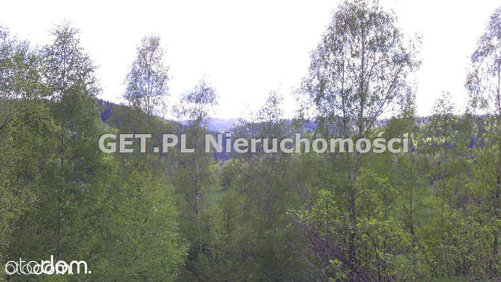 Działka na sprzedaż, Zawoja, suski, małopolskie - Foto 8