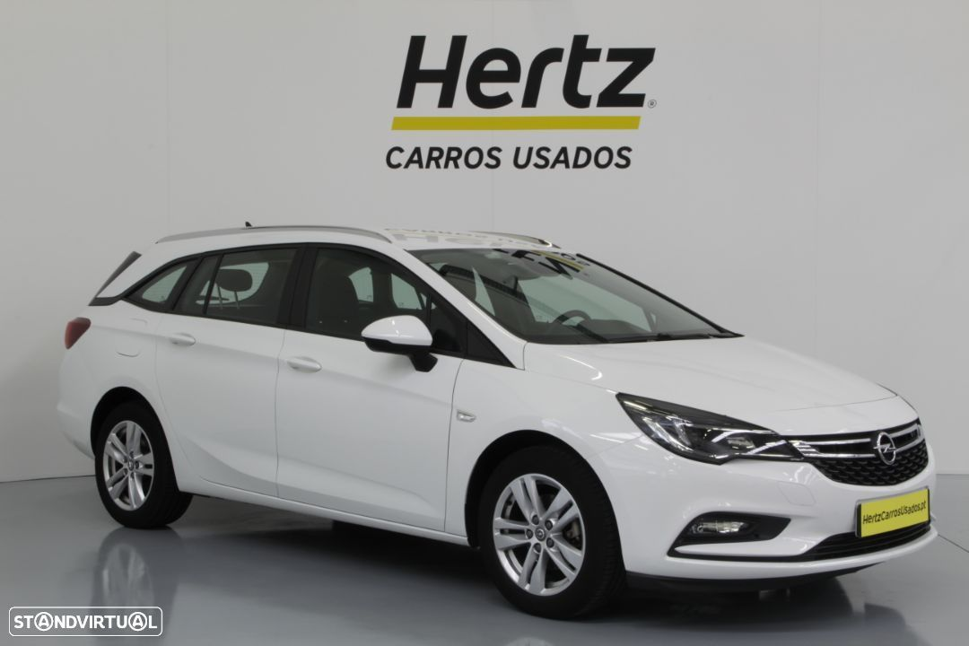 Opel Astra Sports Tourer 1.0 Edition Active - 3