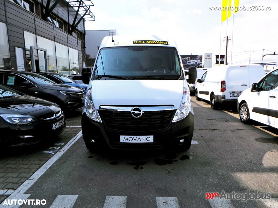 Opel Movano L3H2 3500 FWD 2.3 DT 130CP - 4