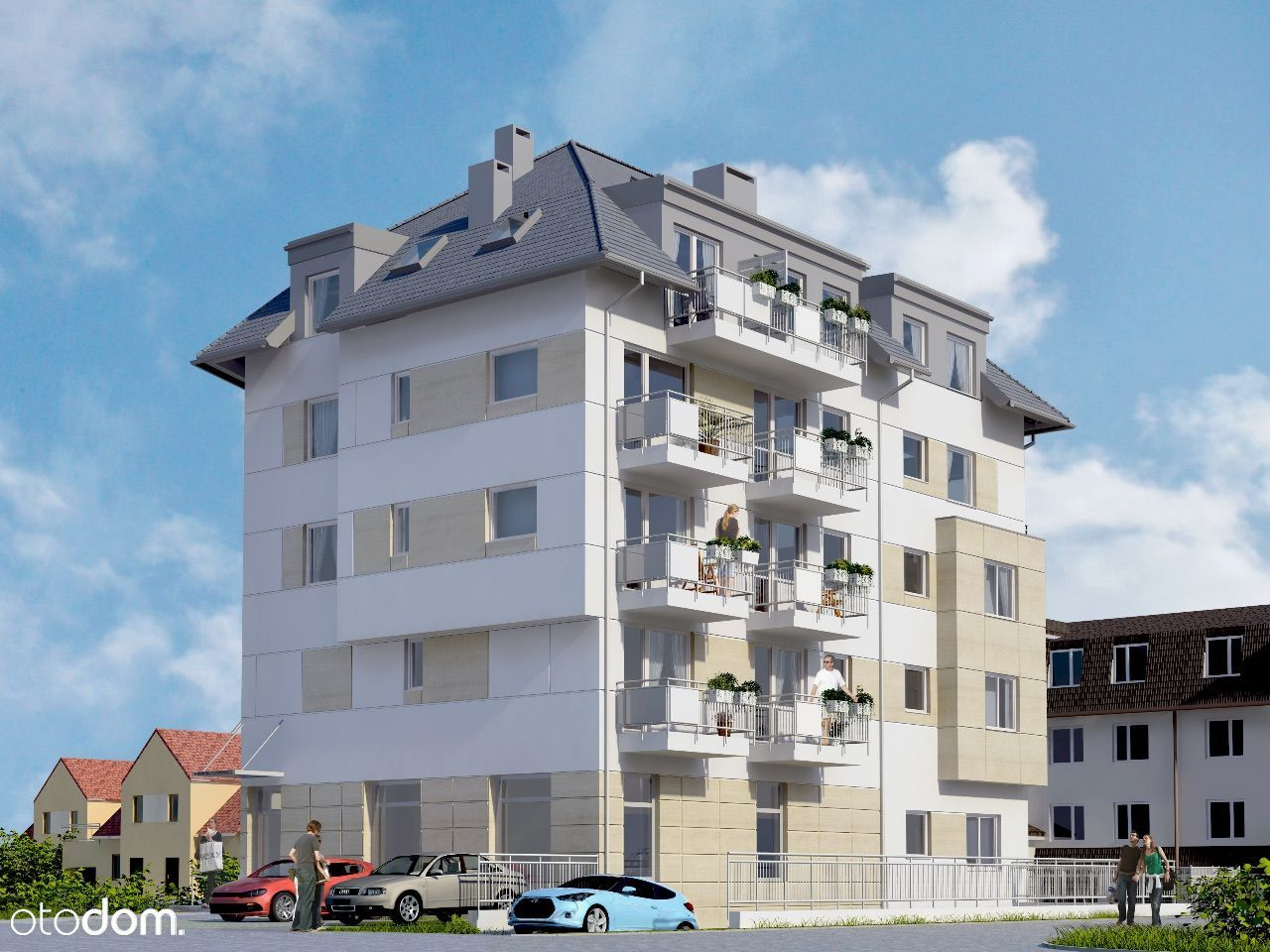 Mieszkanie na sprzedaż, Rumia, wejherowski, pomorskie - Foto 1001