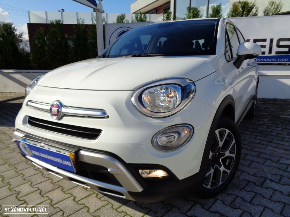 Fiat 500X CROSS 1.3 M-JET GPS - 1