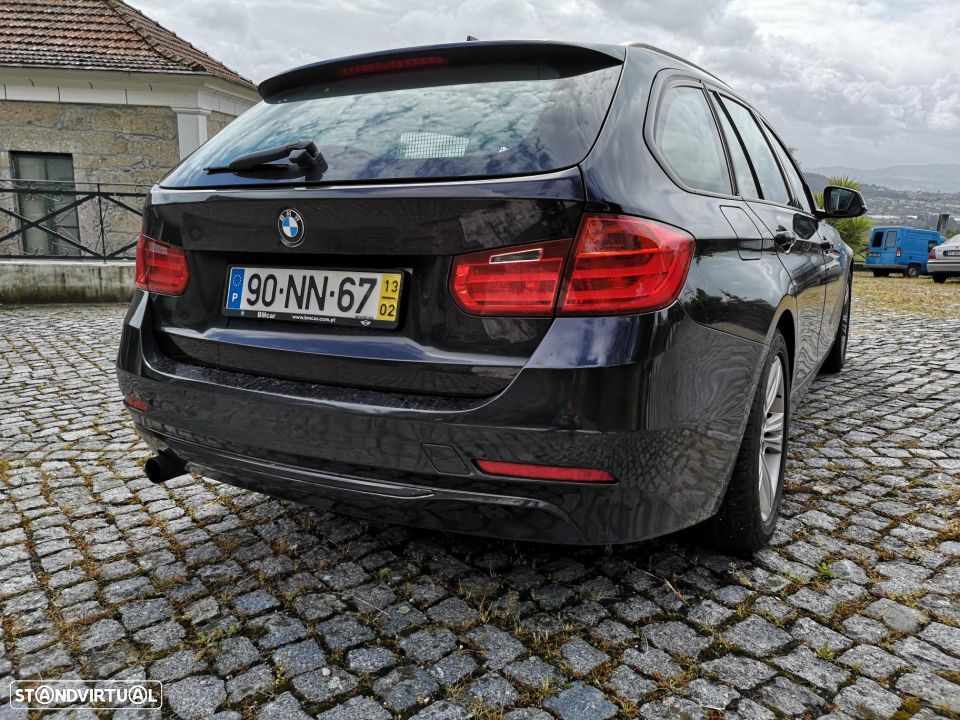 BMW 318 Touring sport+ - 1