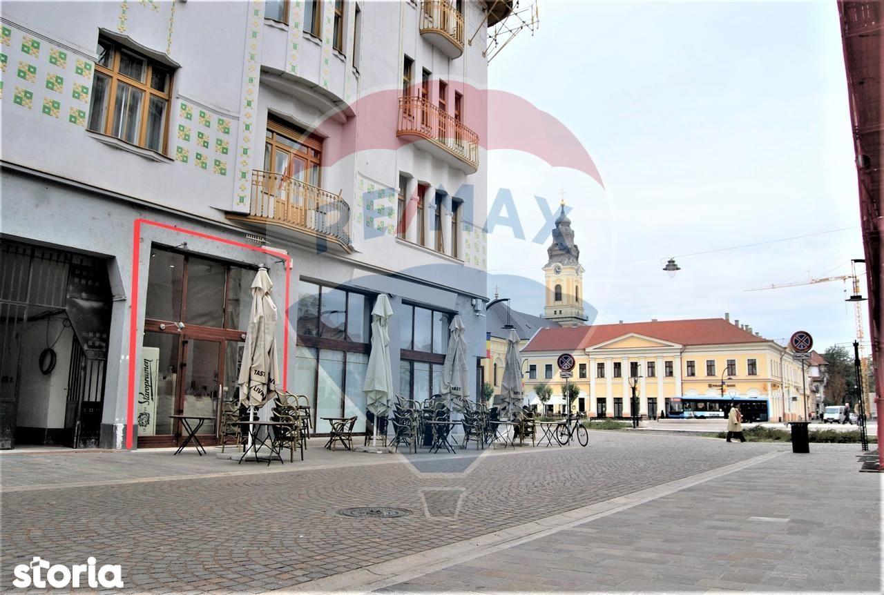 Spatiu Comercial de vanzare, Bihor (judet), Strada Vasile Alecsandri - Foto 1