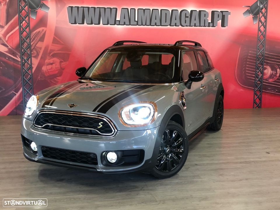 MINI Countryman Cooper S  E ALL4 PHEV  IVA DEDUTIVEL - 1