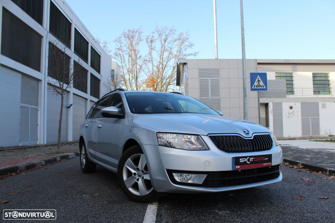 Skoda Octavia Break - 1