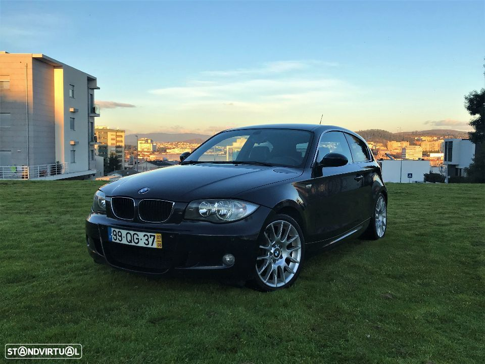 BMW 118 D Coupe Pack M - 1