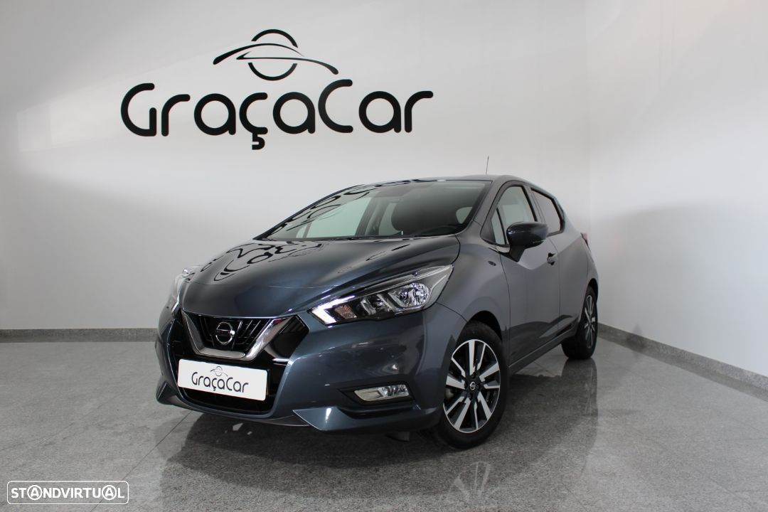 Nissan Micra 1.0 IG-T N-Connect (GPS) - 1