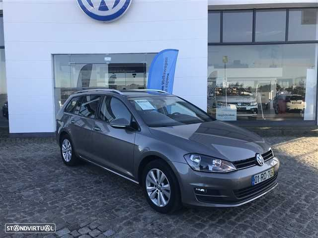 VW Golf Variant 1.6 TDi GPS Edition - 2