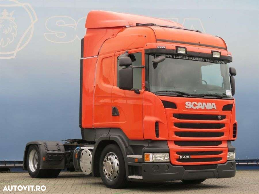 Scania R400 LA4x2MEB Low Deck - 2