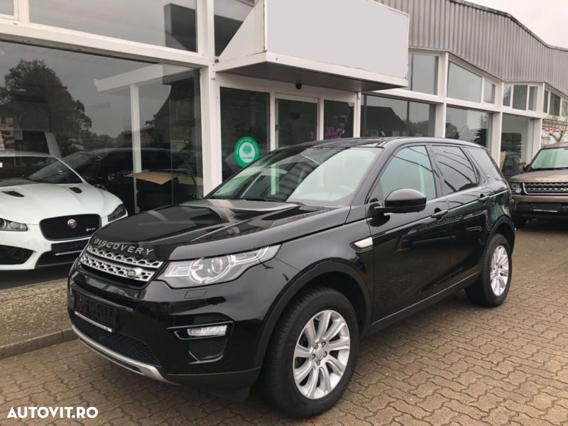 Land Rover Discovery Sport - 12