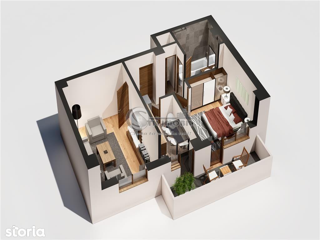 Apartament de vanzare, Iași (judet), Strada Vasile Lupu - Foto 5