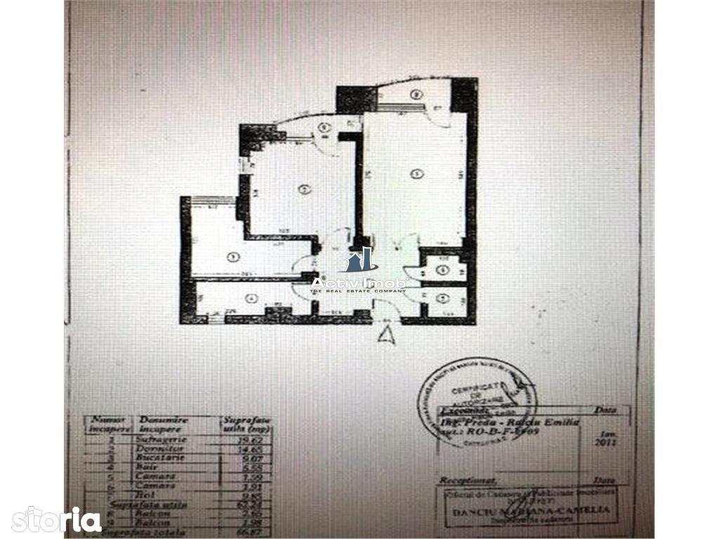 Apartament de vanzare, București (judet), Bulevardul Mircea Vodă - Foto 8