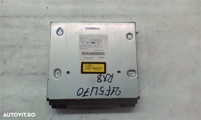 DVD Player Mazda RX8 ( NAVI ) An 2002-2008 cod FE1566DF0B - 1
