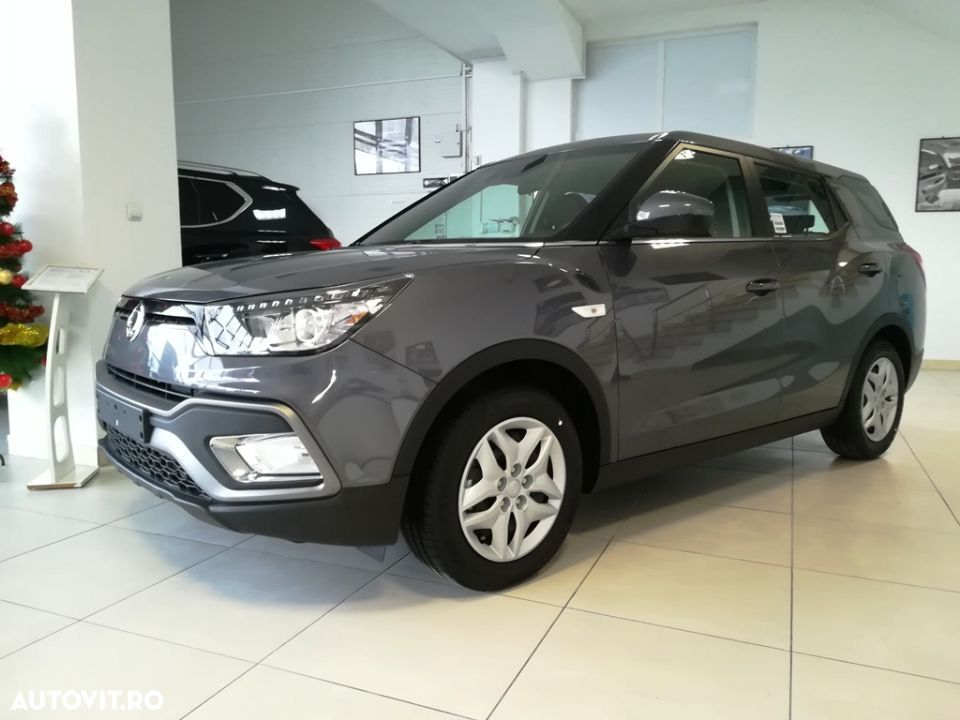 SsangYong Family - 1