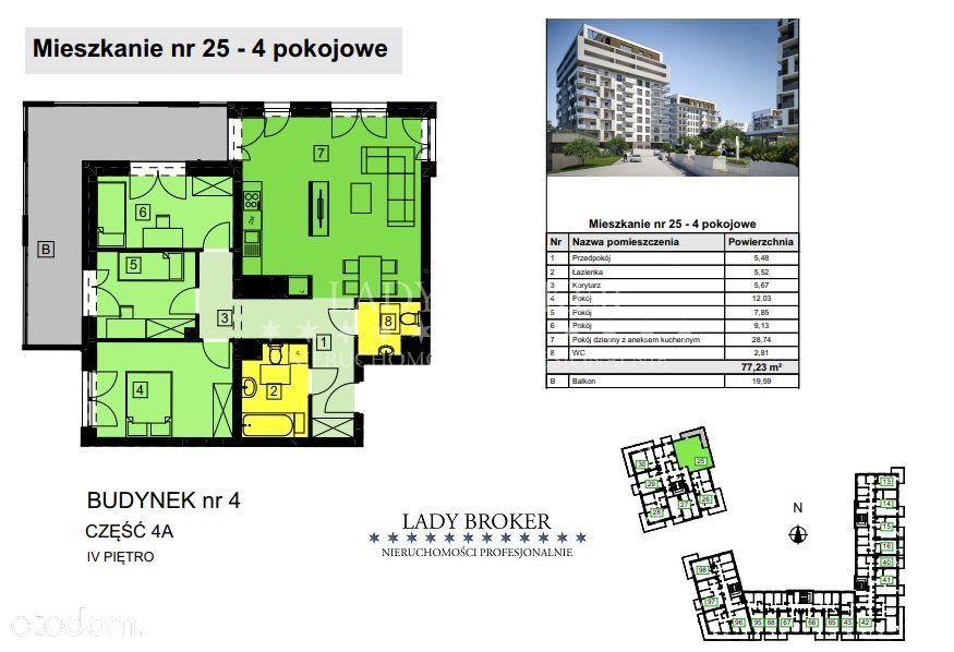 Mieszkanie na sprzedaż, Rzeszów, Słocina - Foto 6