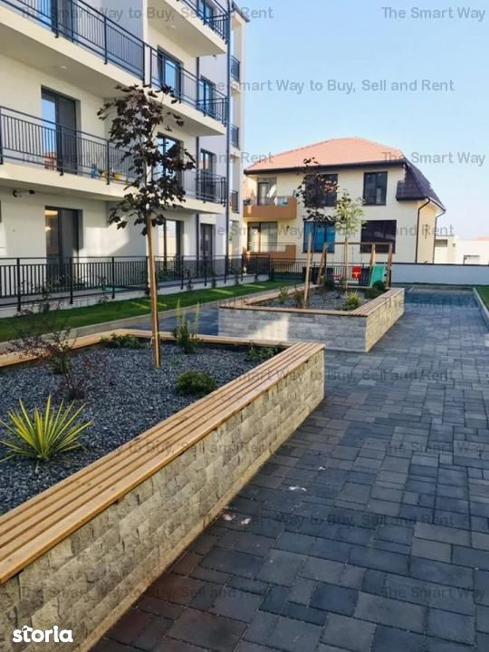 Apartament de inchiriat, Cluj (judet), Strada Iuliu Merca - Foto 8
