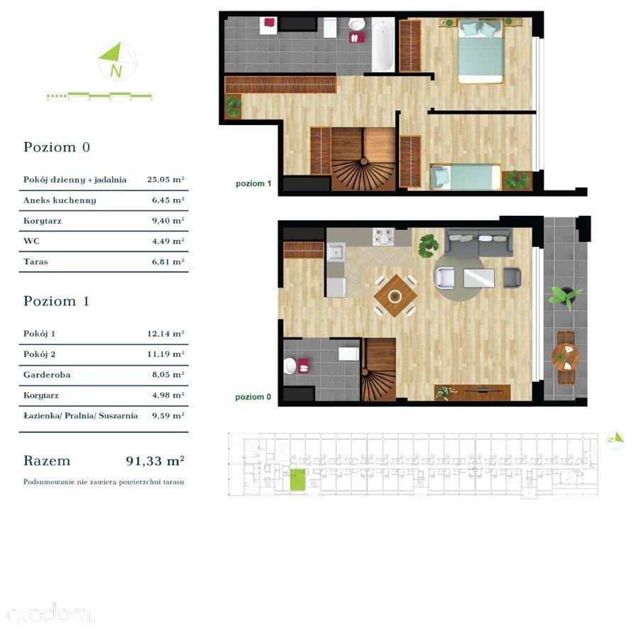 Mieszkanie na sprzedaż, Łódź, Zdrowie - Foto 2